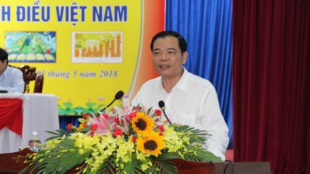 Bộ trưởng Nguyễn Xuân Cường phát biểu tại Hội nghị