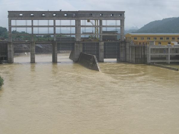Quy định mực nước tương ứng với các cấp báo động lũ trên 244 sông