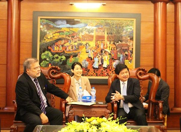 Braxin mong muốn đẩy mạnh xuất khẩu sản phẩm chăn nuôi sang Việt Nam