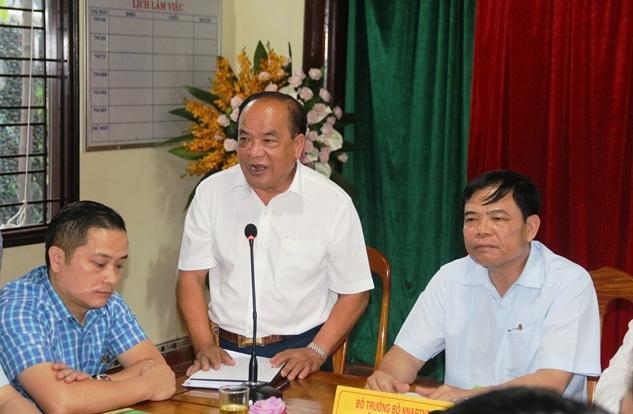Tập đoàn Quế Lâm và 2 lời hứa với Bộ trưởng Nguyễn Xuân Cường