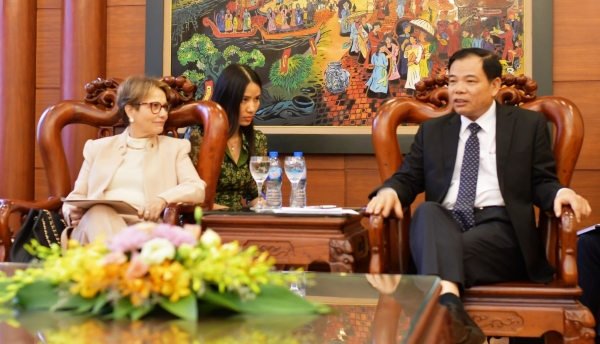 Vietnam and Brazil strengthen cooperation in agriculture
