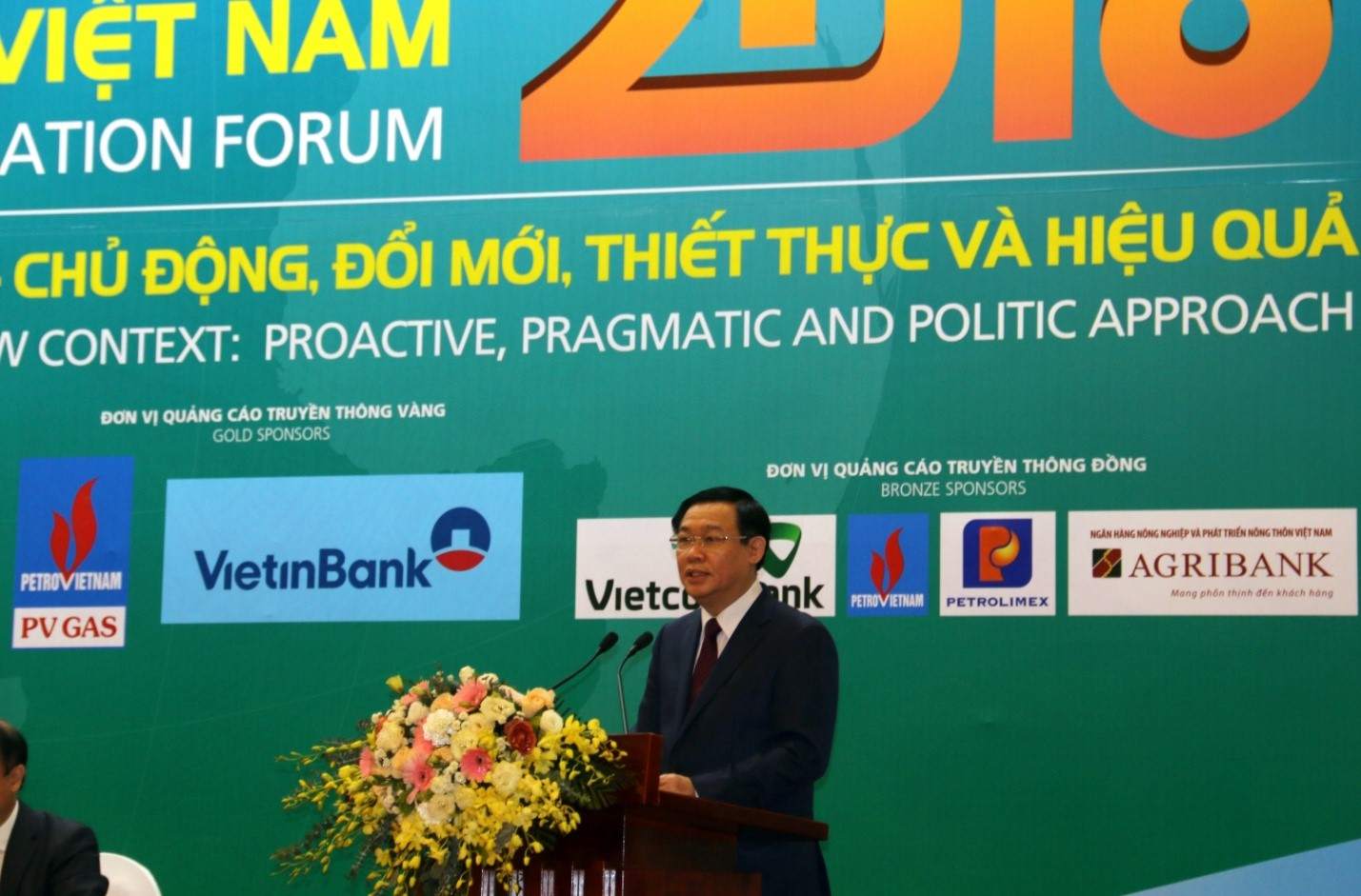 VN proactively integrates into global economy: Deputy PM