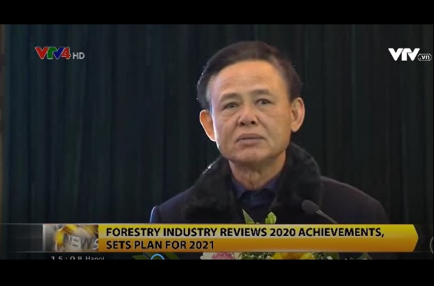 Forestry industry reviews 2020 achievements, sets plan for 2021