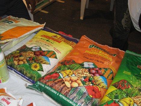 Fertilizer imports increased sharply